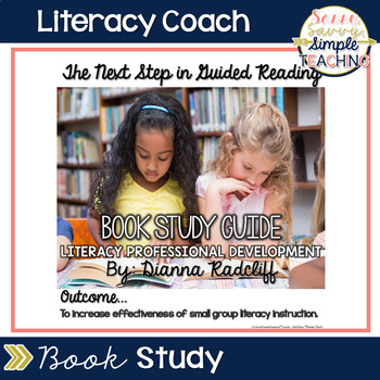 Book Study Guide ~ Literacy Professional Development