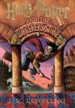 Book Study: HARRY POTTER AND THE SORCERER'S STONE by J.K. Rowling
