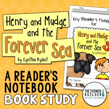 Henry and Mudge and the Forever Sea {A Book Study}