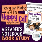 Henry and Mudge and the Happy Cat {A Book Study}