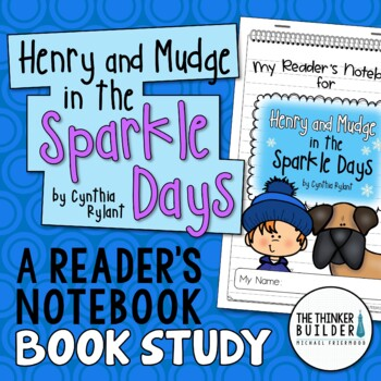Henry and Mudge in the Sparkle Days {A Book Study}