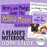 Henry and Mudge under the Yellow Moon {A Book Study}