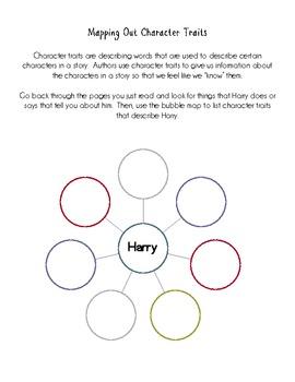 Book Study : Horrible Harry's Secret