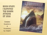 Book Study: I Survived The Shark Attack of 1916