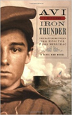 Battle of the Books / Novel Study: IRON THUNDER by Avi
