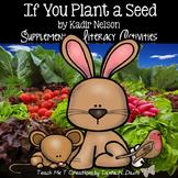 If You Plant a Seed Book Study  Kadir Nelson