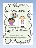 Book Study Literary and Mapping Elements