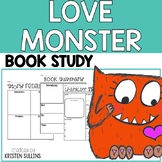 Book Study: Love Monster