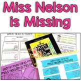 Book Study: Miss Nelson is Missing