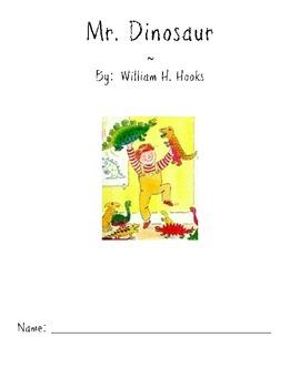 Book Study : Mr. Dinosaur