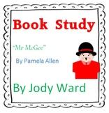 Book Study Mr McGee by Pamela Allen