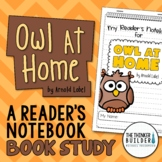 Owl At Home {A Book Study}