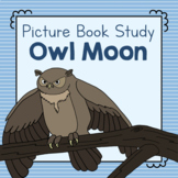 Book Study: Owl Moon