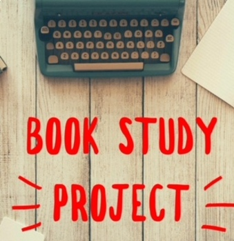 Book Study Project:  Present for a Character Directions & Rubric