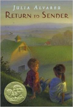 Battle of the Books / Novel Study: RETURN TO SENDER by Julia Alvarez