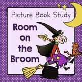 Book Study: Room on the Broom