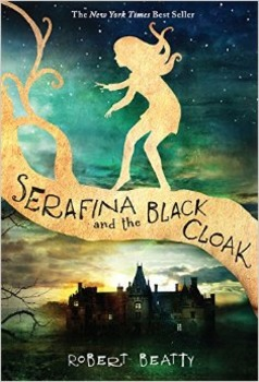 Battle of the Books / Novel Study: SARAFINA AND THE BLACK CLOAK by Robert Beatty