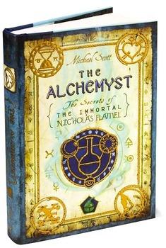 Battle of the Books / Novel Study: THE ALCHEMYST by Michael Scott
