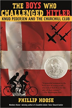 Book Study: THE BOYS WHO CHALLENGED HITLER by Phillip Hoose