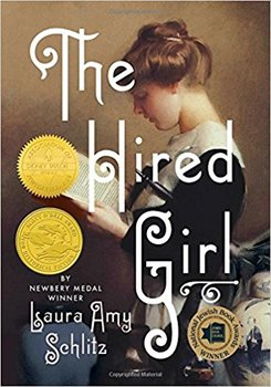 Battle of the Books / Novel Study: THE HIRED GIRL by Laura Amy Schlitz