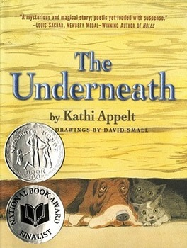 Book Study: THE UNDERNEATH by Kathi Appelt