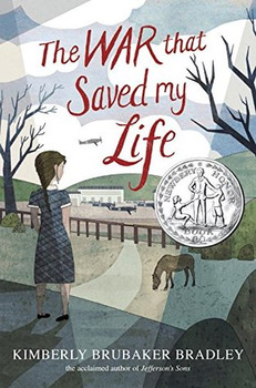 Book Study: THE WAR THAT SAVED MY LIFE by Kimberly Brubaker Bradley