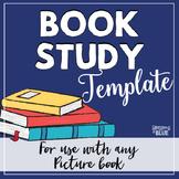 Book Study Template