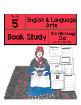 Book Study: The Blessing Cup
