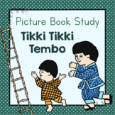 Book Study: Tikki Tikki Tembo