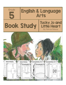 Book Study: Tucky Jo and Little Heart