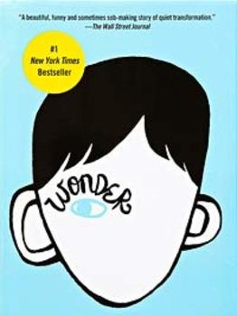 Book Study: WONDER by R.J. Palacio