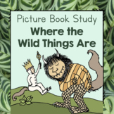 Book Study: Where the Wild Things Are