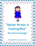 Book Study for Amber Brown is Feeling Blue