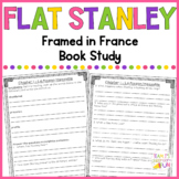 Flat Stanley Framed In France Book Study