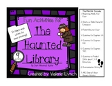 Book Study for The Haunted Library by Dori Hillestad Butler