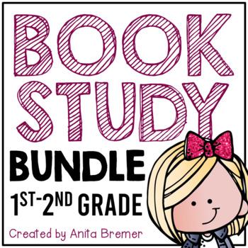 Chapter Book Novel Study Bundle