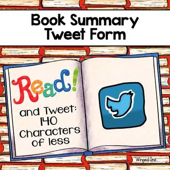 Book Summary Tweet