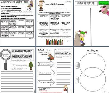 Book Swap: Author Study Guided Reading Unit ELA Common Core Aligned
