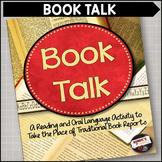 Book Talk Oral Book Assignment