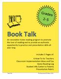 Book Talk: An innovative home reading program