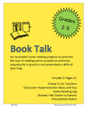 Book Talk: An innovative home reading program