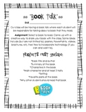 Book Talk Assignment Handout