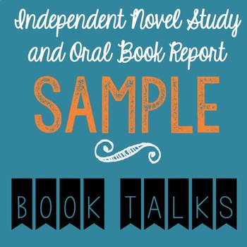 Book Talk (Book Report Presentation) Instructionsfor Students