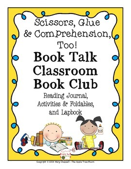 """Introduce Interactive Journals with """"Book Talk"""" Book Club"""
