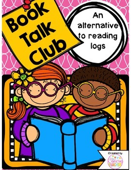 Book Talk Club-An alternative to Reading Logs