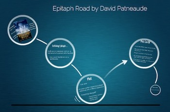 Book Talk: Epitaph Road by David Patneaude