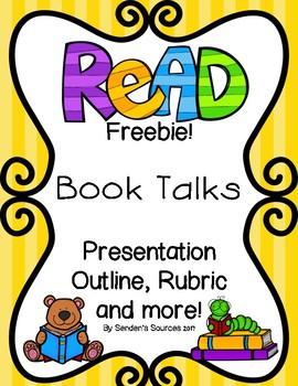 Book Talk FREEBIE