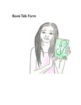 Book Talk Form