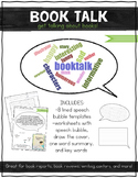 Book Talk: Get Talking About Books
