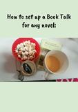 Book Talk Guide